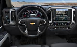 Chevrolet Interior Car And Driver