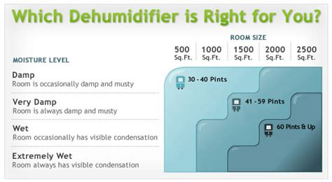 what humidity should my basement be image gallery dehumidifier sizing