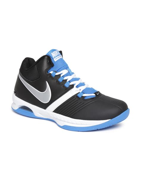 basketball shoes prices nike black air visi pro basketball shoes
