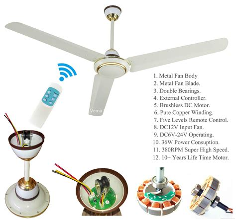 life gear solar fan 56 36w dc12v solar powered ceiling fan with 10 years