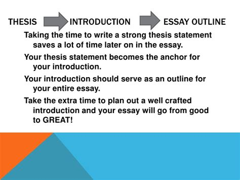 how to write a proper thesis statement for an essay college essays college application essays how to write