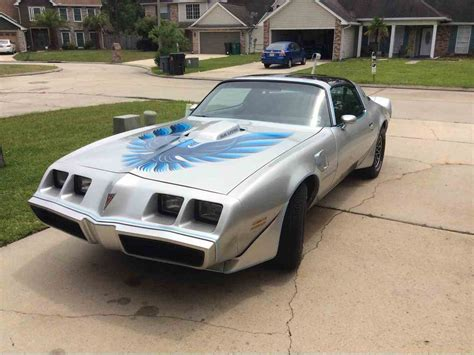 1979 Trans Am Firebird by 1979 Pontiac Firebird Trans Am For Sale Classiccars