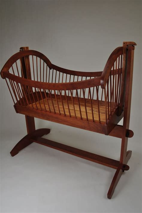 Baby Cradle Plans For Wooden Baby Cradle Woodworking Projects Plans
