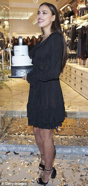 Glamorous Tv Bahus Celebrate 19 Yrs Of Sia Jewellery by Irina Shayk Shows Figure As She Jets To Madrid To