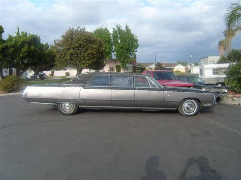 Chrysler Imperial 1970 Mike And Joanne S 1970 Chrysler Imperial Limousine By