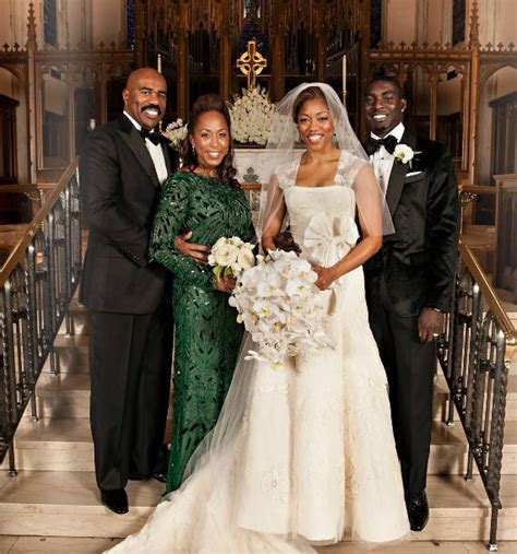 Steve Harvey Daughter Wedding | steve harvey at his daughter s wedding i love weddings