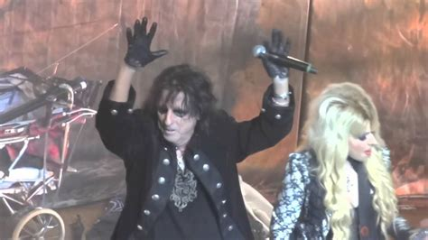 Johnny To Play Poisoned by Cooper Poison Feat Johnny Depp Orpheum Theatre