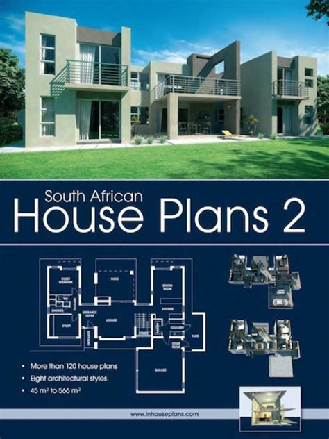South African House Plans 2 By Inhouseplans Waterstones House Plan Books