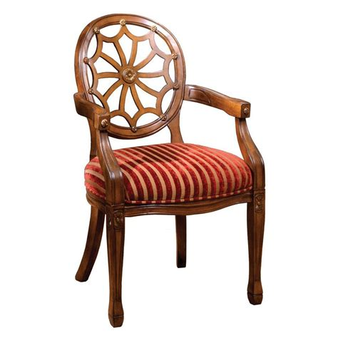 home decorators accent chairs home decorators collection edinburgh antique oak arm chair