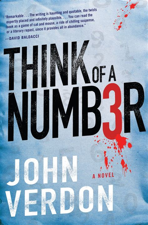 verdon author of think of a number on tour july