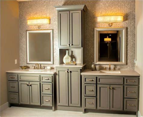 Bathroom Vanity With Linen Tower Linen Tower Linen Tower Bathroom Storage Metal Wood Shelf 5 Tier Bronze Whatu0027s It Worth