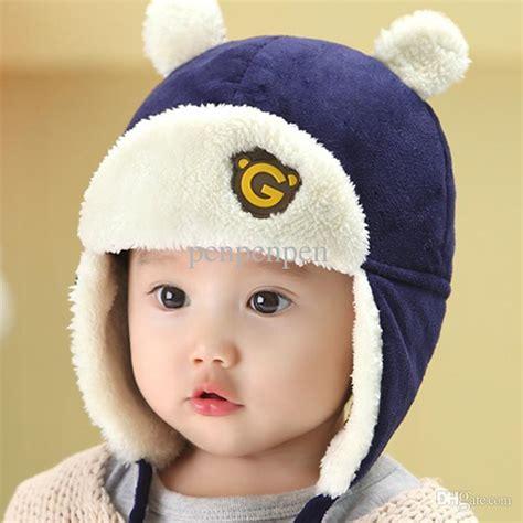 Topi Animal Hat Srigala White Topi Hewan Karakter Boneka topi eskimo bayi biru jual topi rajut bayi topi rajut bayi laki laki topi rajut bayi
