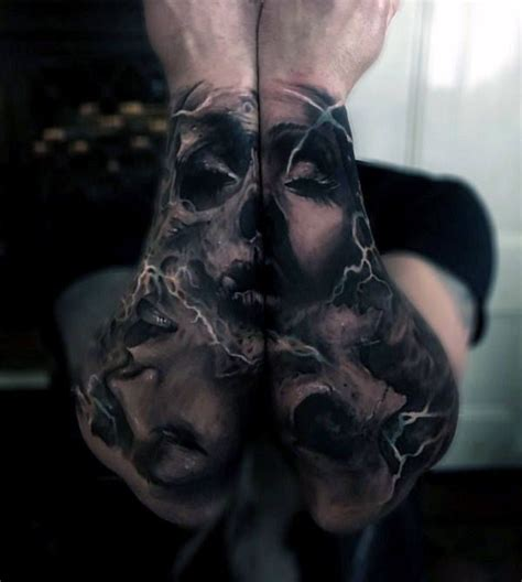 portrait tattoos for men 25 unique awesome tattoos for guys ideas on