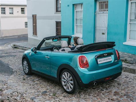 Mini Cooper Sa Sa Roadtests Review Mini Cooper Convertible