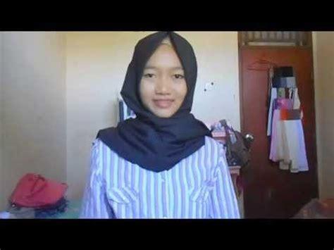 tutorial hijab simple ima scarf 2 styles simple hijab tutorial ima scarf by archifadhil