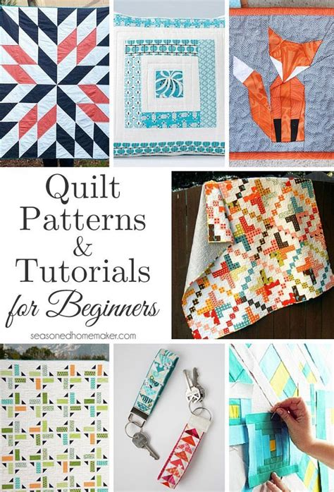 Beginning Quilting Projects by 1793 Best Best Of The Seasoned Homemaker Images On