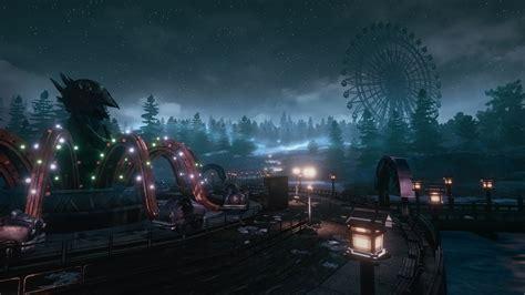 ps4 horror themes the park teaser youtube