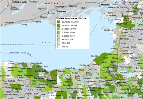 zip code map western ny zip codes western new york map
