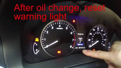 reset maintenance required light lexus es350 2014