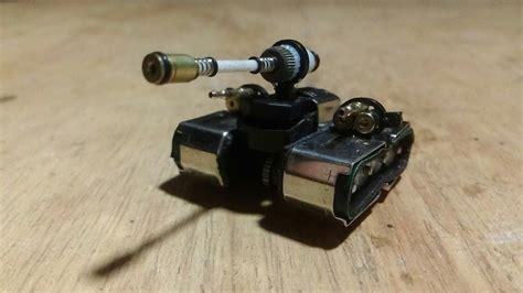Korek Gas replika tank perang dari korek gas