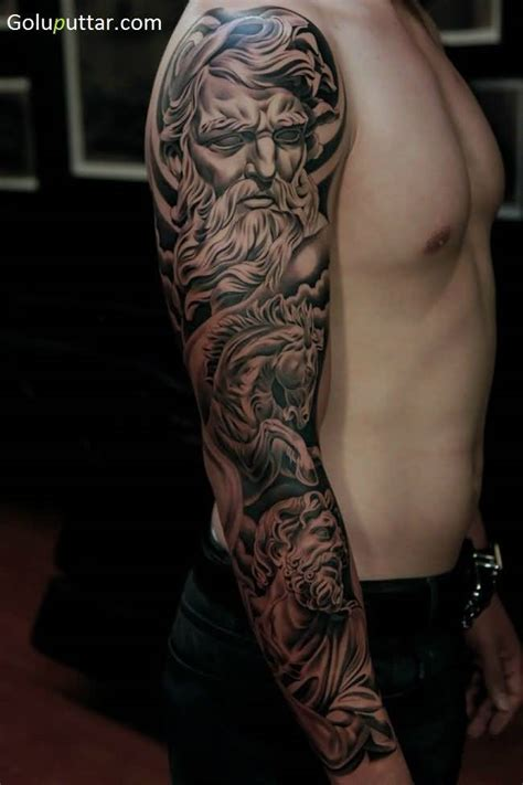 3d sleeve tattoo designs 3d arm tattoos