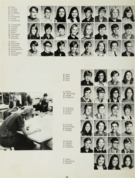 art design high school yearbook 1971 north olmsted high school yearbook via classmates com