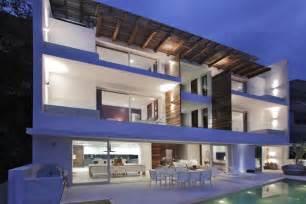 Mexico Architecture Mexican Casa Almare