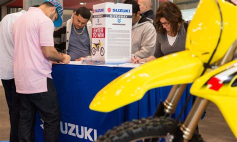 Suzuki Sweepstakes - suzuki sweepstakes motorcycleshows com