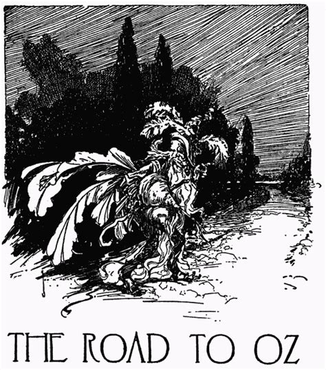 The Road To Oz the project gutenberg ebook of the road to oz by l frank