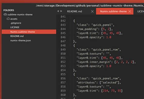 sublime text 3 font theme 35 cool sublime text themes designbeep