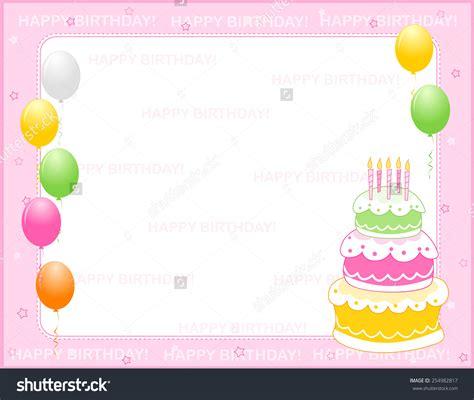 birthday card invitation sle 11 impressive invitation cards for birthday background