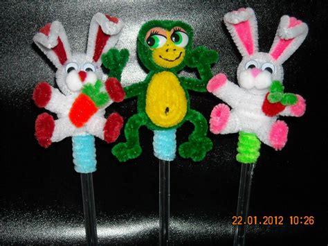 l 225 pices decorados con decoracion para lapiceros y lapices hechos con limpiapipas