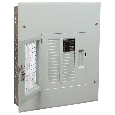 Box Panel Indoor Ge Powermark Gold 100 12 Space 22 Circuit Indoor