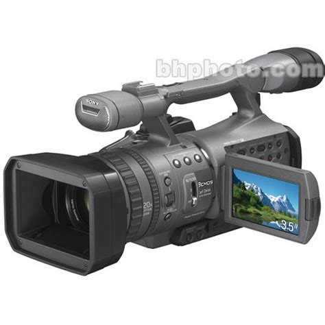 format video hdv sony hdr fx7e quot pal quot 3cmos hdv 1080i camcorder hdrfx7e