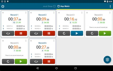 timer android multi timer stopwatch android apps on play