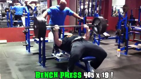 strongest kid in the world bench press worlds strongest bodybuilder anabolicoutlaws bench press
