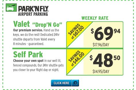 coupons for park and fly toronto pearson airport