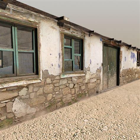 kabul house 3d model afghan house 04