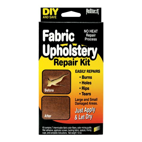 Fabric Upholstery Repair Kit Reviews by Fabric Upholstery Repair Kit Touch Up Zone