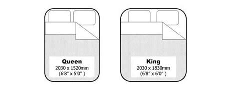 king size vs queen size bed bedding trend king is the new queen
