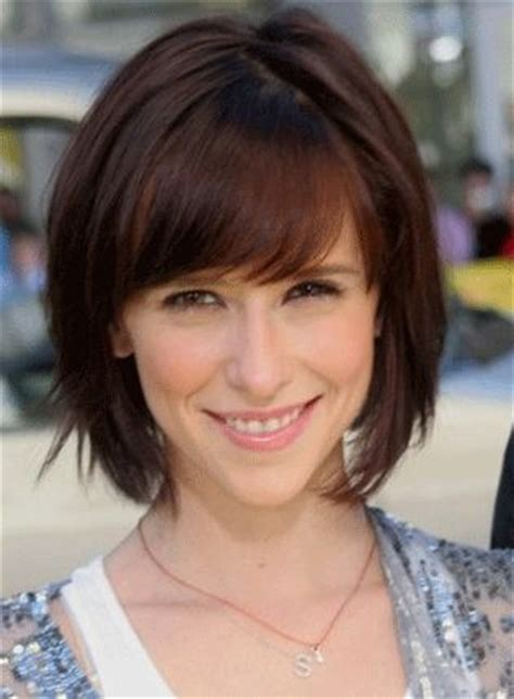 haircuts bob with swoop 39 best hair styles images on pinterest