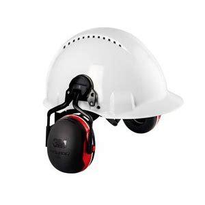 orejera para casco x3p5e con aislamiento elÉctrico en