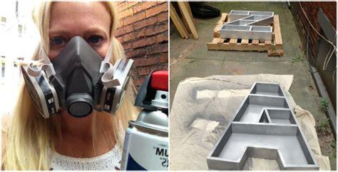 spray paint bookshelf letter a bookshelf tutorial 3m diy starts here home