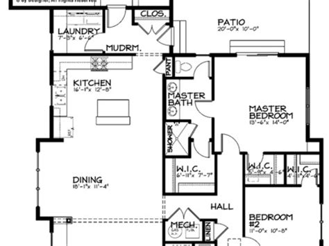 Mediterranean Bungalow House Plans by Modern Bungalow House Plans Bungalow Cottage House Plans