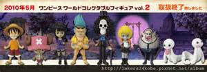 Figure One Mv047 海賊王 wcf 全系列 發售歷史紀錄整理 最後更新 07 24 one figure