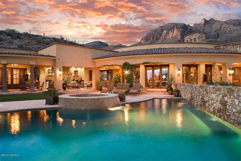 luxury homes in tucson az 7 2m jaw dropping silverleaf estate finally sells see most expensive arizona home