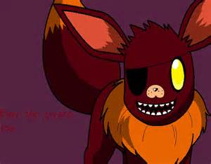 Foxy the pirate fox by skyadow234 on deviantart