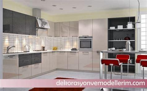 2017 mutfak dolab箟 modelleri mutfak 2017 iki renkli mutfak modelleri ev dekorasyonu ve yeni