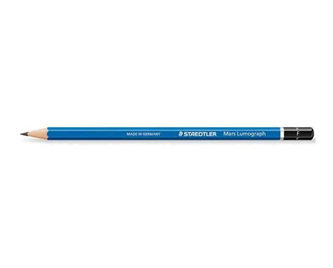 F Drawing Pencil by Alvin Lumograph Drawing Pencil F Qty 12 Tiger Supplies