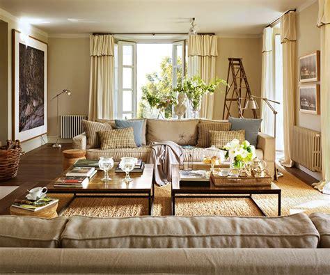 como pintar un salon rustico salones r 250 sticos de decoraci 243 n llarline